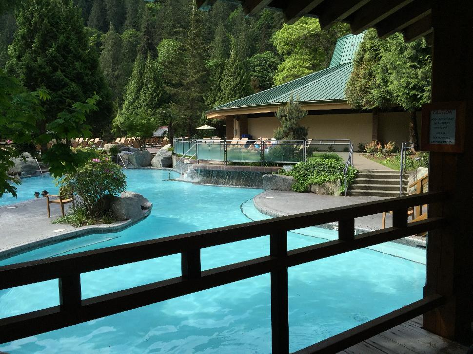Harrison Hot Springs Resort And Spa Website