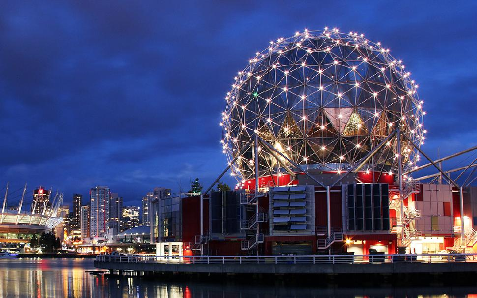 99 things to do in vancouver this winter british columbia magazine 28 telus world of science credit tourism vancouver science world british columbia sciox Gallery