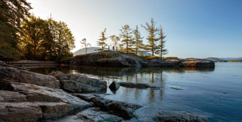 Plan Your Next Blissed-Out Wellness Escape on BC's Sunshine Coast