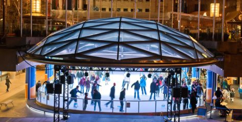 12 Nights of Christmas at Robson Square Ice Rink