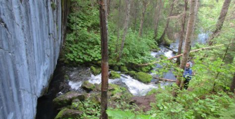 Explore: Hole-In-The-Wall Provincial Park
